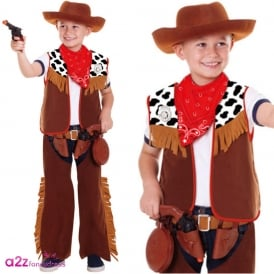 Cowboy Role Play Set - Kids Costume