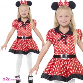 Cute Mouse - Kids Costume