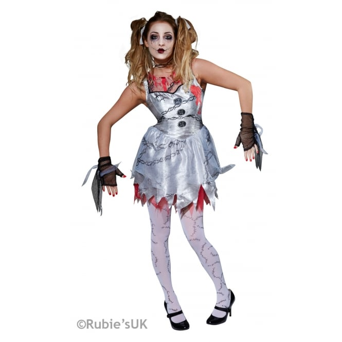 Dead Doll - Adult Costume