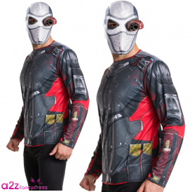 ~ Deadshot (Classic) Costume Kit - Adult Costume