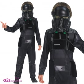 ~ Death Trooper Deluxe - Kids Costume
