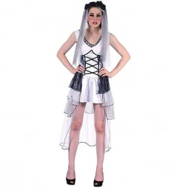 Deathly Bride - Adult Costume