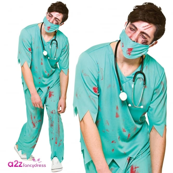Deceased Doctor - Adult Costume