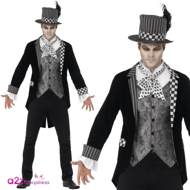 Deluxe Dark Hatter - Adult Costume