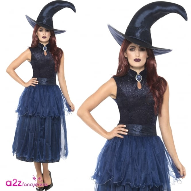 Deluxe Midnight Witch - Adult Costume