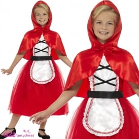Deluxe Red Riding Hood - Kids Costume