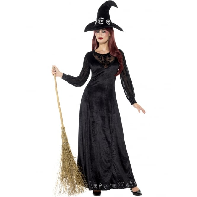 Deluxe Witch Craft - Adult Costume