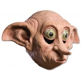 ~ Dobby Latex Mask - Adult Accessory