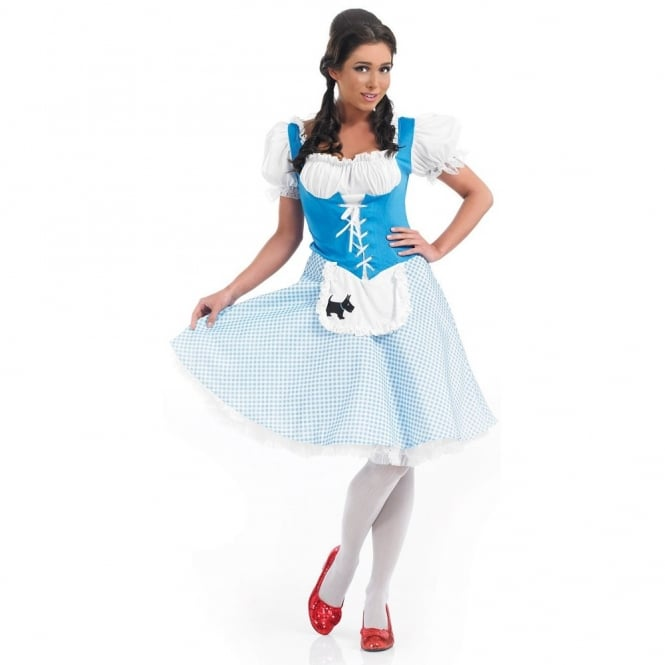 Dorothy Longer Length - Adult Costume