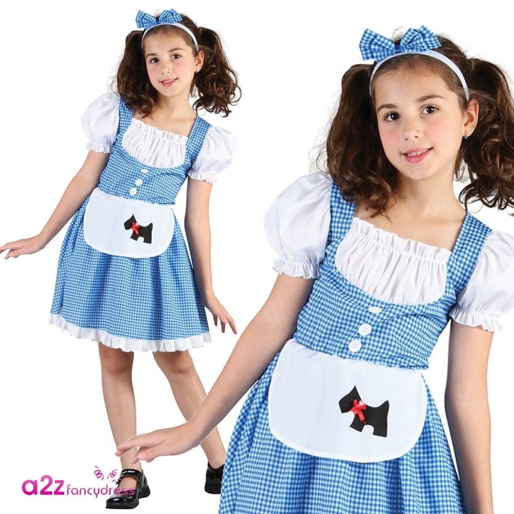 44428dbdf12 Fairy Tale Girl (Storybook Dorothy) - Kids Costume