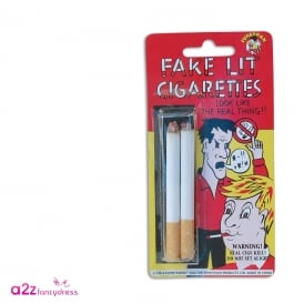 Fake Lit Cigarettes - Adult Accessory