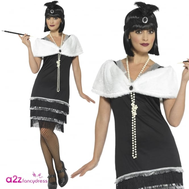 Flapper - Adult Costume