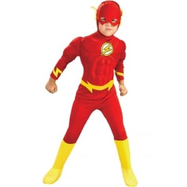 Flash (Muscle Chest) - Kids Costume