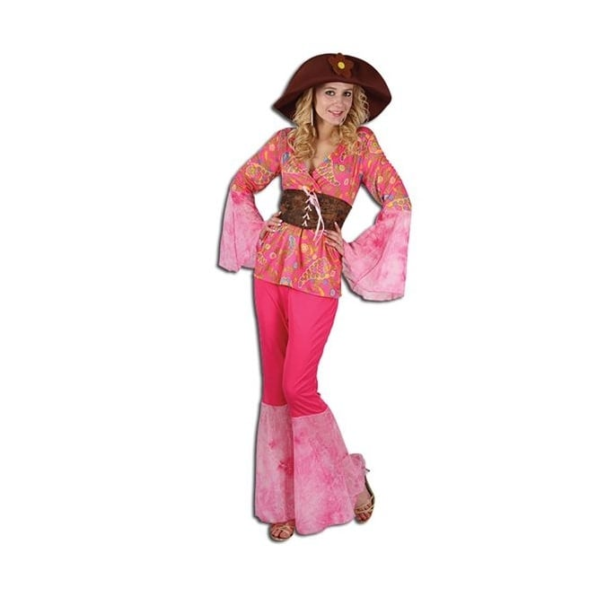 Flower Child Psychedelic - Adult Costume