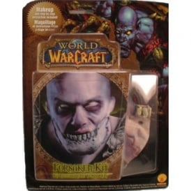 Forsaken Make-Up Kit (World of Warcraft™) - Adult Accessory