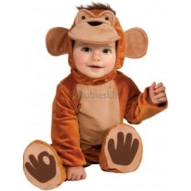 Funky Monkey - Infant Costume