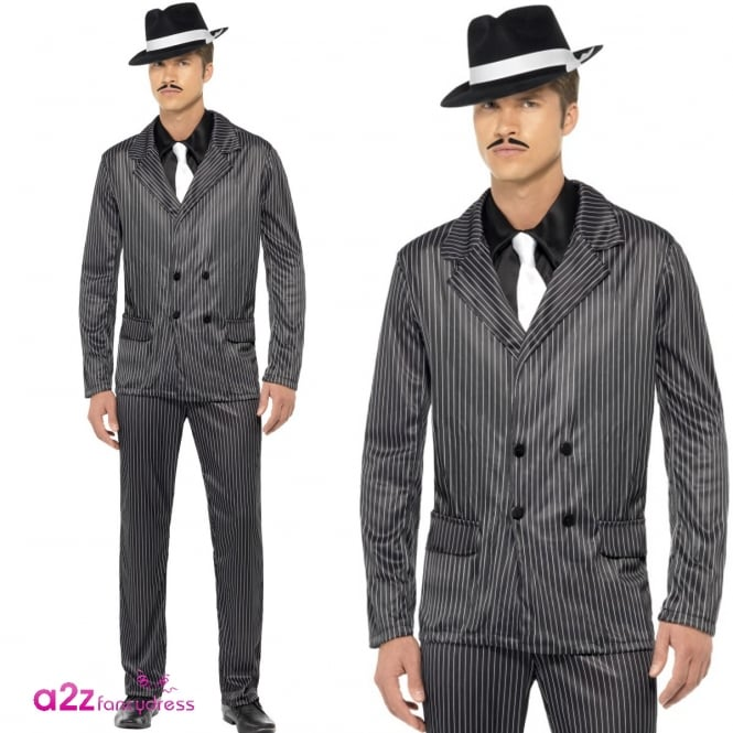 Gangster - Adult Costume