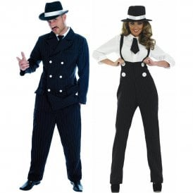 Gangster - Couples Costumes
