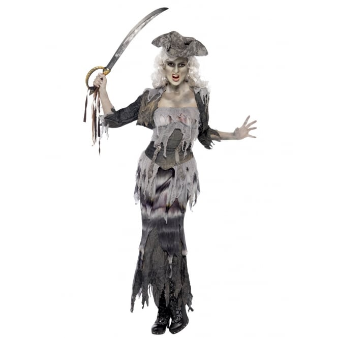 Ghost Ship Ghoulina - Adult Costume