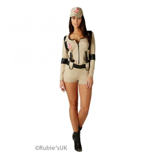 GHOSTBUSTERS ~ Ghostbuster (Romper Style) - Adult Costume 2016