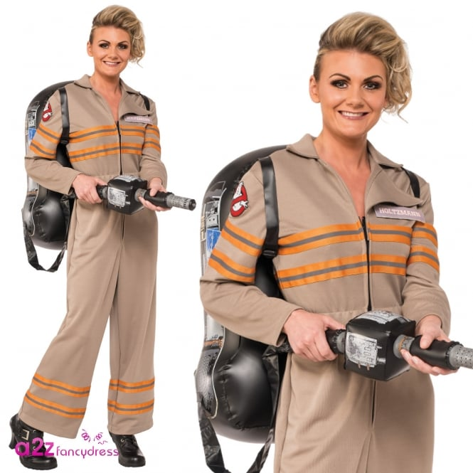 GHOSTBUSTERS ~ Ghostbusters 3 Movie Deluxe - Adult Costume