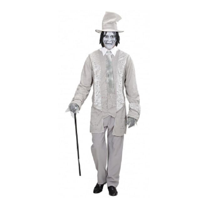Ghostly Gentleman - Adult Costume