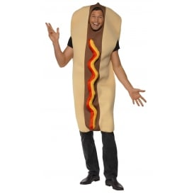 Giant Hot Dog - Adult Costume