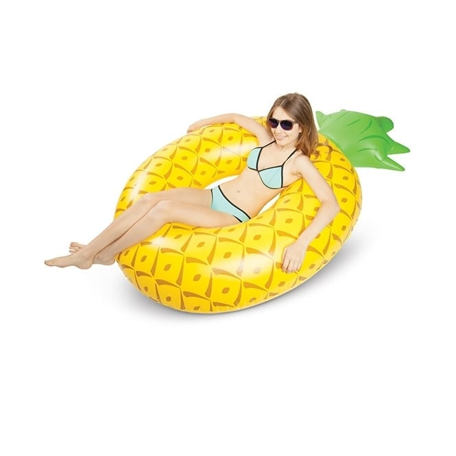 Giant Pineapple Pool Float - Accessory