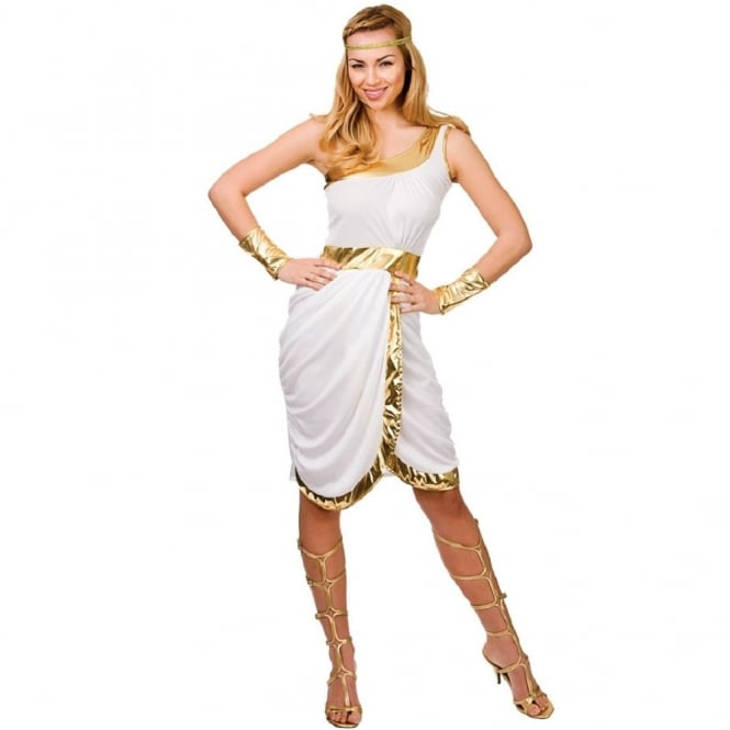 Glamourous Greek Lady - Adult Costume