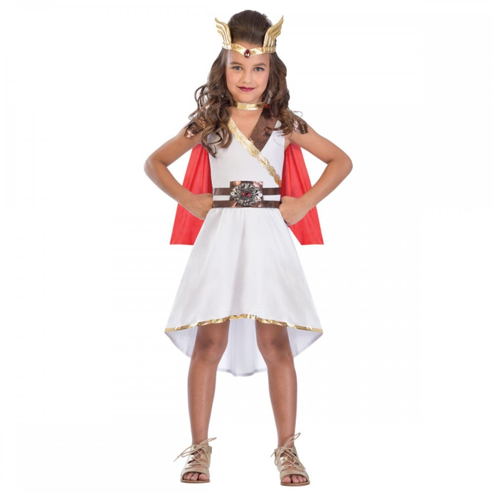 goddess princess kids costume