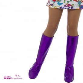GoGo Bootcovers (Purple) - Adult Accessory