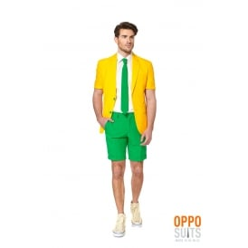 Green and Gold Summer Suit - Adult Opposuit