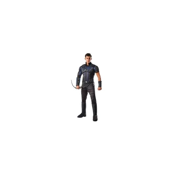 CAPTAIN AMERICA - CIVIL WAR ~ Hawkeye Deluxe - Adult Costume