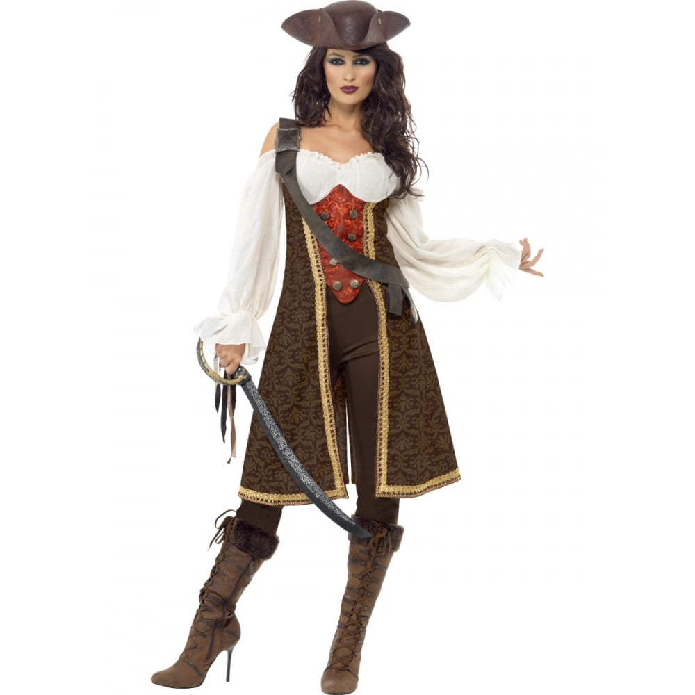 Pictures of pirate outfits High-Quality Pirate Costume for Less Loot 115 Low