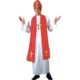 Holy Cardinal - Adult Costume