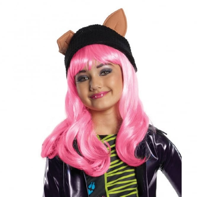 MONSTER HIGH ~ Howleen Wolf Wig - Kids Accessory
