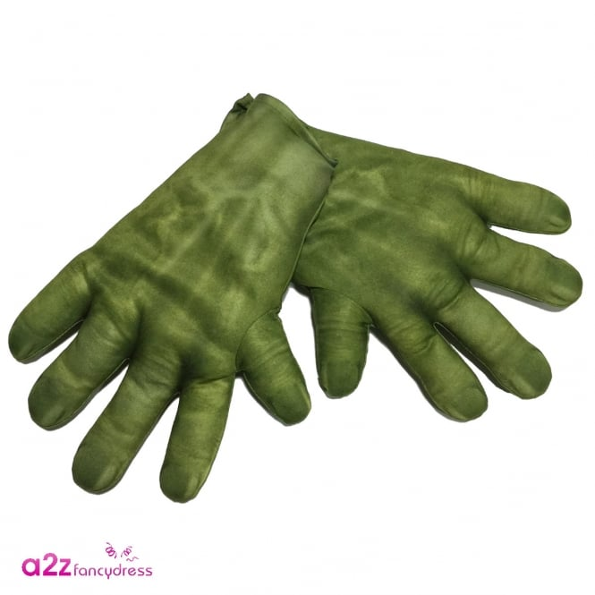 AVENGERS - AGE OF ULTRON ~ Hulk Gloves - Kids Accessory