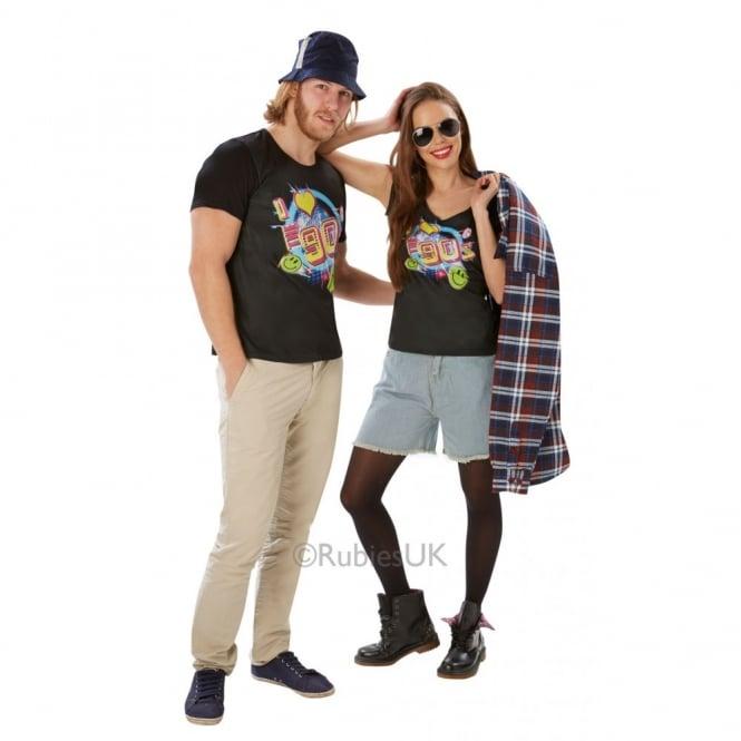 3ed208b11db6 I Love The 90 s - Adult T-Shirt
