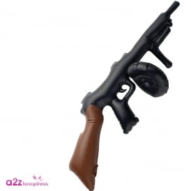 Inflatable Tommy Gun - Adult Accessory