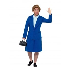Iron Lady Prime Minister - Adult Costume
