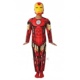 ~ Iron Man (Deluxe) - Kids Costume