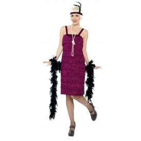Jazz Flapper - Adult Costume