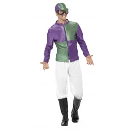 Jockey - Adult Costume
