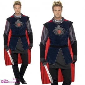 King Arthur Deluxe - Adult Costume