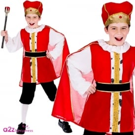 King of the Realm - Kids Costume