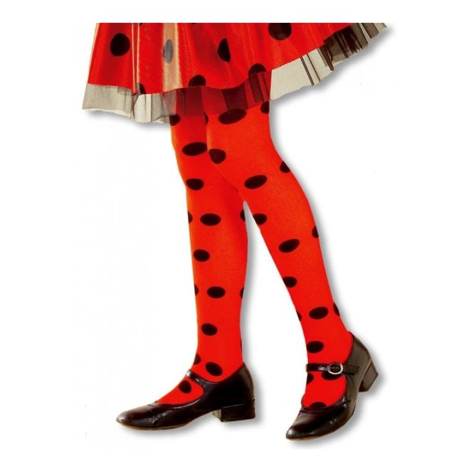 Ladybird Tights - Kids Accessory
