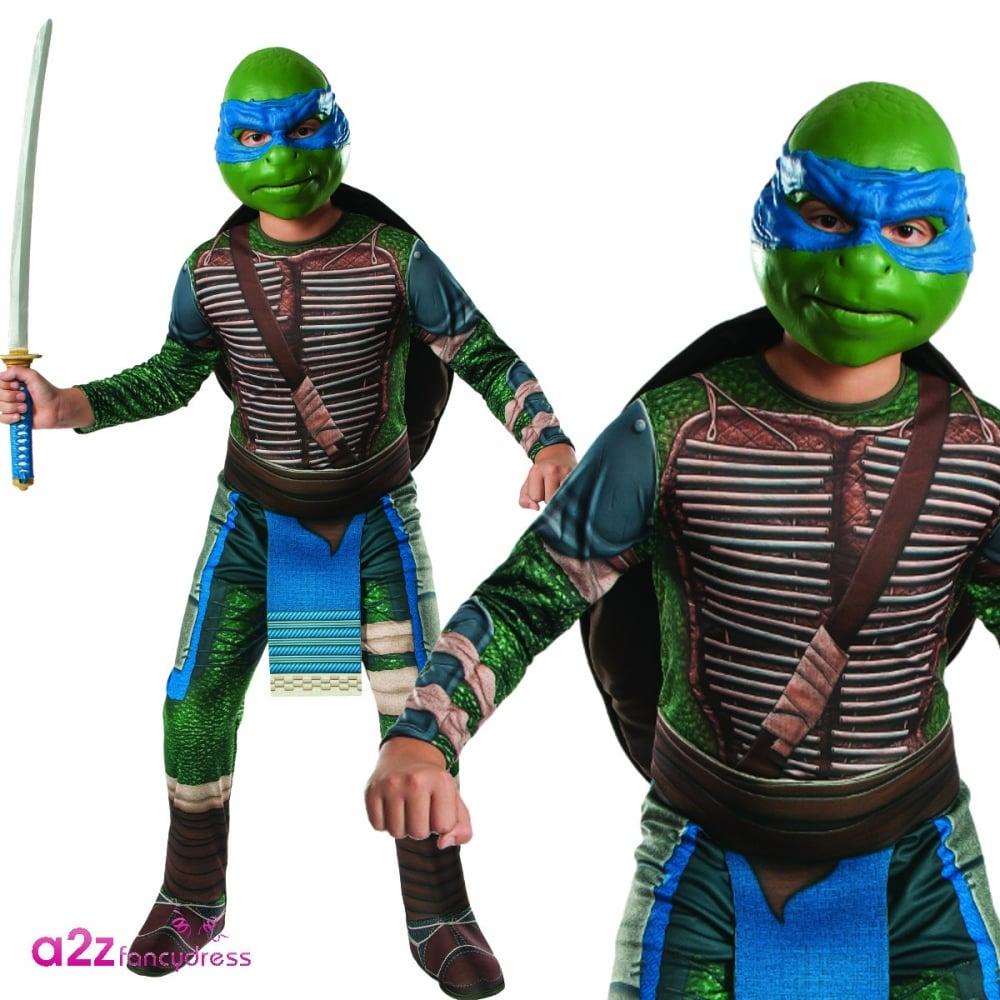 leonardo classic (teenage mutant ninja turtles movie) - kids costume