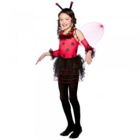 Little Ladybug - Kids Costume
