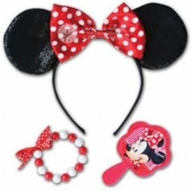 ~ Minnie Mouse Accessory Set - Kids Accessory