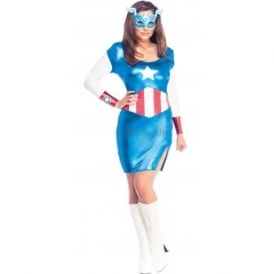 ~ Miss American Dream - Adult Costume